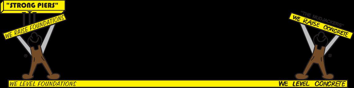 Mudjacking logo.
